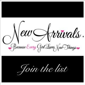Accessories - Sign up for New Arrivals and special Sales